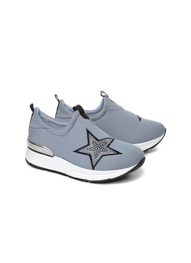 John May Ayakkabı Gri
